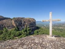 Ypapantis Monastery Stock Image