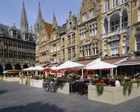 Ypres Bélgica fotografía de archivo
