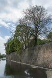 Ypres barykady Zdjęcie Royalty Free