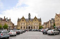 Ypres, Belgium stock images