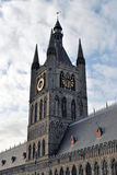 Ypres Sukienny Hall, Ieper - Belgia Zdjęcia Stock