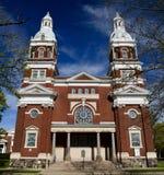 Ypsilanti kyrka Royaltyfri Fotografi