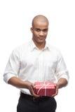 Ypund black man Stock Images