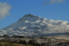 Yr Aran peak. Royalty Free Stock Images