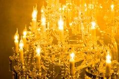 żyrandol Zdjęcia Royalty Free