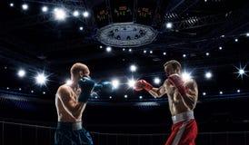 Yrkesmässig askmatch Blandat massmedia Royaltyfri Bild