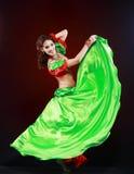 Yrkesmässig dansare Royaltyfri Bild
