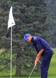 Yrkesmässig golfare Matt Kuchar Royaltyfri Fotografi