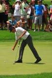 Yrkesmässig golfare Matt Kuchar Royaltyfria Foton