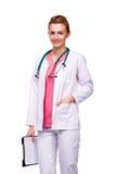 Yrkesmässig läkare Royaltyfri Foto