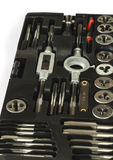 Yrkesmässig mekanisk handtooluppsättning Arkivbild
