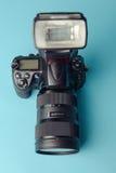 Yrkesmässig modern DSLR-kamera Fotografering för Bildbyråer