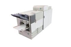 Yrkesmässig printingmaskin Arkivbilder