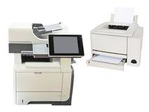 Yrkesmässig printingmaskin Royaltyfri Bild