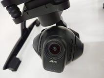 Yrkesmässigt surr för kamera 4k Arkivbild