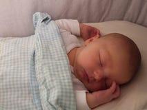 Ysé, my baby half-sister :) Stock Photos