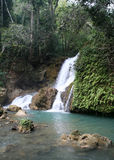 YS Fluss-Wasserfall Stockfotografie