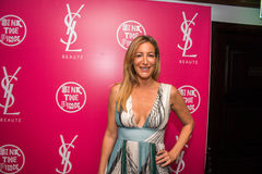 YSL Beauty Host The #YSLBeautyClub Party In Collaboration With Sink The Pink Royalty Free Stock Photography