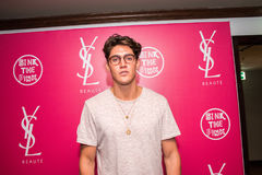 YSL Beauty Host The #YSLBeautyClub Party In Collaboration With Sink The Pink Stock Photography