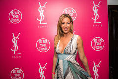 YSL Beauty Host The #YSLBeautyClub Party In Collaboration With Sink The Pink Royalty Free Stock Photo
