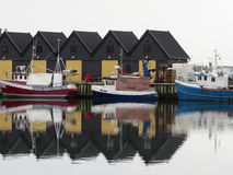 Ystad Habor, Skane, Zweden royalty-vrije stock afbeelding
