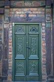 Ystad Hans Raffns domu drzwi obrazy royalty free