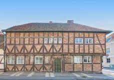 Ystad Hans Raffns House στοκ φωτογραφία με δικαίωμα ελεύθερης χρήσης