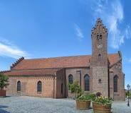 Ystad kloster 03 Royaltyfri Fotografi