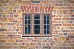 Ystad monasteru okno obrazy royalty free