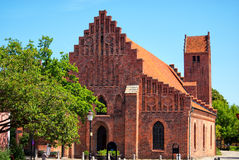 Ystad Monastery 01 Royalty Free Stock Photos