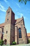 Ystad Monastery 02 Stock Photo