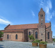 Ystad Monastery 03 Royalty Free Stock Photography