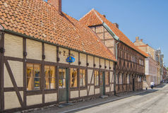 Ystad Old House Royalty Free Stock Photography