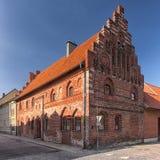 Ystad Townhouse Stock Photos