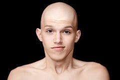 łysy mężczyzna Zdjęcie Stock