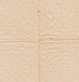 Pappers- bakgrund för forntida servett Royaltyfria Bilder
