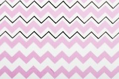 Ytbehandlar vita linjer för den rosa motivdesignen modell sompapper för textiltapetmodell fyller räkningar, halsduken för tryckgå royaltyfri bild