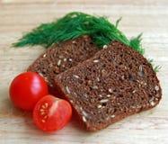 Żyto chleb Zdjęcie Stock