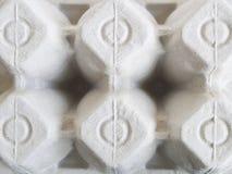 Ytterlighetcloseup av en grå färgpapp Arkivfoto