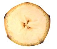 Yttersida av bananen Arkivbilder