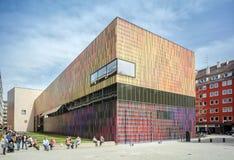 Yttersida av Brandhorsten Art Museum Royaltyfria Foton