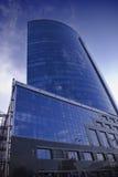 Yttersida av byggnaden Arkivbilder