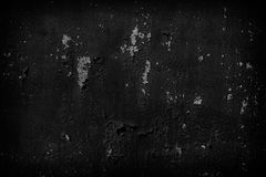 Yttersida av den gamla smutsiga väggen Arkivfoton