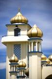 Yttersida av den gammala moskén Arkivfoto