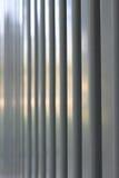Yttersida av det trapezoidal metallarket Royaltyfria Foton