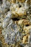 Yttersida av en mineral Royaltyfri Bild