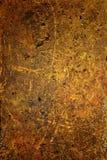 Yttersida av gammal röd tegelsten. Royaltyfri Bild