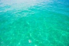 Yttersida av havsvatten Royaltyfri Foto