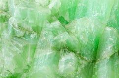 Yttersida av jadestenbakgrund Arkivfoton