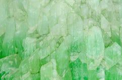 Yttersida av jadestenen Royaltyfria Foton